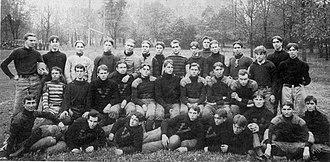 1899 Vanderbilt Commodores football team - Image: 1899Vandy