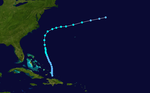 1903 Atlantic tropical storm 5 track.png