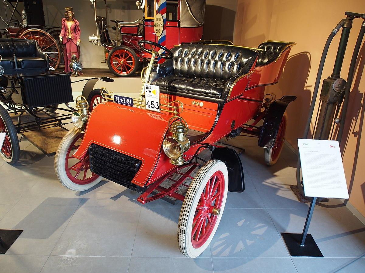 Ford Model A 1903 Wikip 233 Dia A Enciclop 233 Dia Livre
