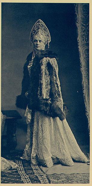 File:1903 ball - Zinaida Yusupova.jpg