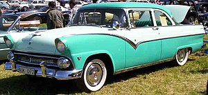 Ford Fairlane 2-Door 1955