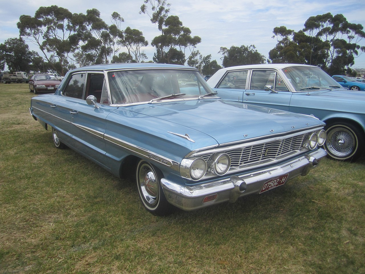 file 1964 ford galaxie 500 wikimedia commons. Cars Review. Best American Auto & Cars Review