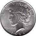 1964 Peace dollar restrike.jpg