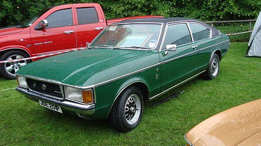 1975 Ford Granada 3.0 Ghia Coupe Auto (19155832515)