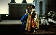 From the 1979 production of L'incoronazione di Poppea in Spoleto (Source: Wikimedia)