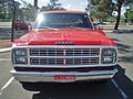 "1979 Dodge Adventurer 150 ""Li'l Red Express Truck"" pick up (5279641952).jpg"