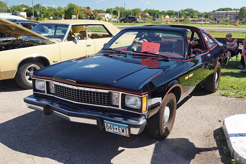 File:1980 Plymouth Volare Roadrunner (28791738140).jpg