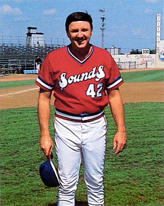 Jim Marshall (baseball) - Marshall with the Nashville Sounds in 1984