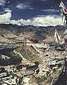 1985 photo of Potala taken from Chagpo Ri, Lhasa.jpg
