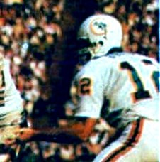 1986 Jeno's Pizza - 33 - Jim Kiick (Bob Griese crop)