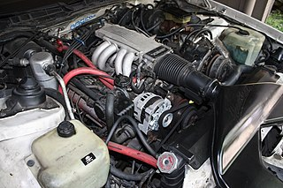 Chevrolet small-block engine car engine