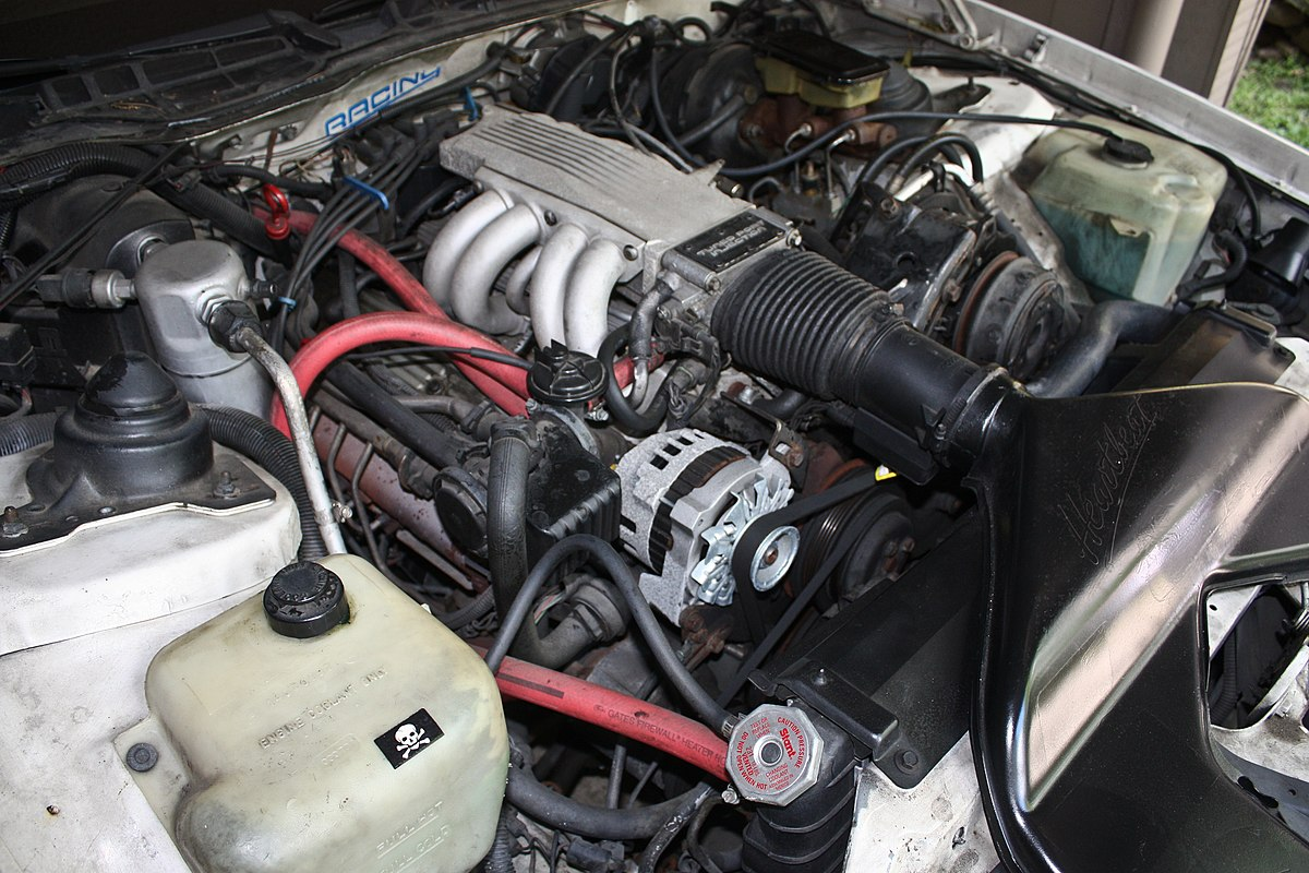 Chevrolet small-block engine - WikiVividly