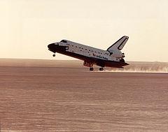 1991 s37 Landing