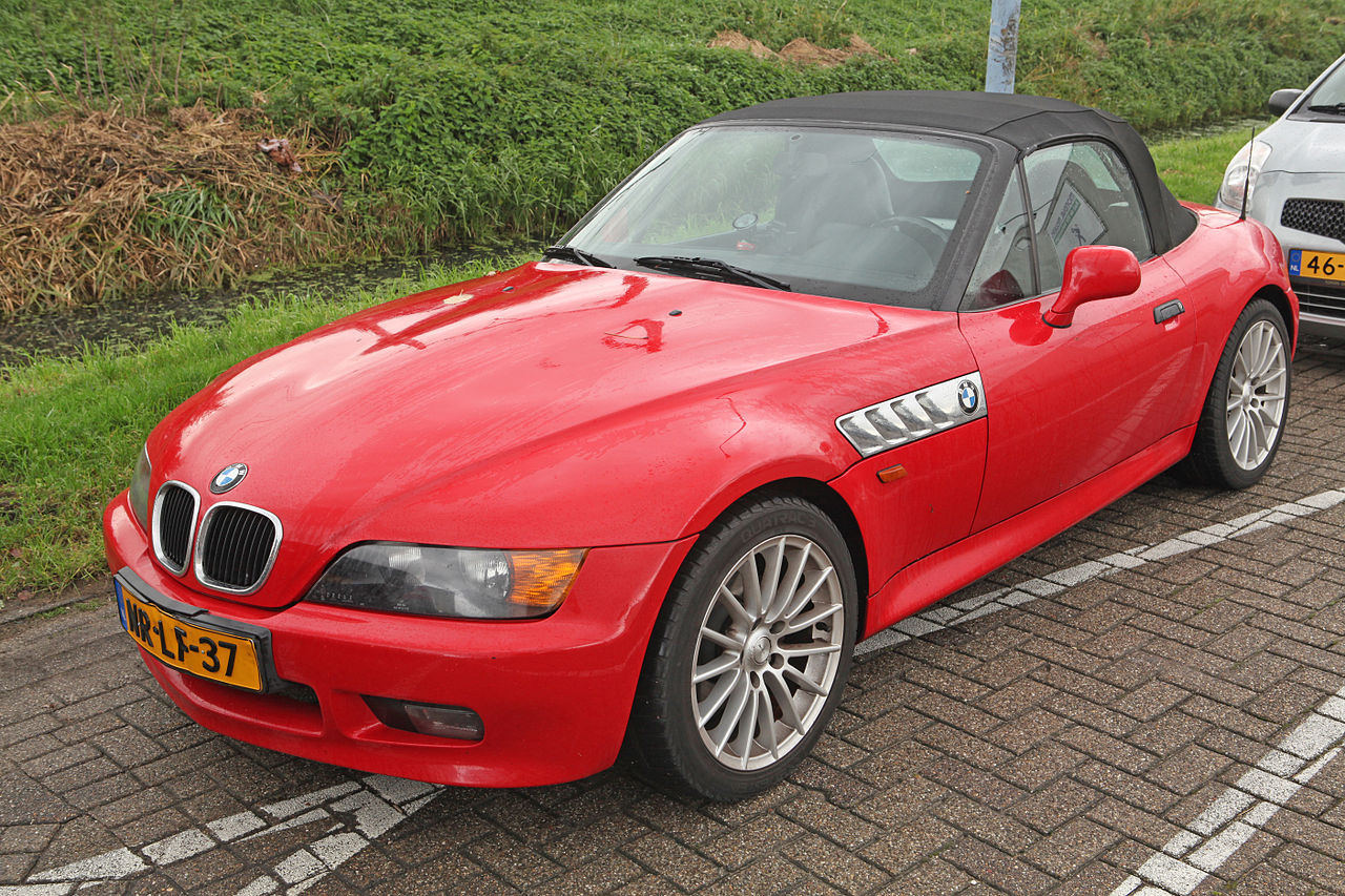File 1996 Bmw Z3 1 9 Roadster 8138131888 Jpg Wikipedia