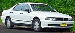 1996–1997 Mitsubishi Magna (TE) sedan (Australia)