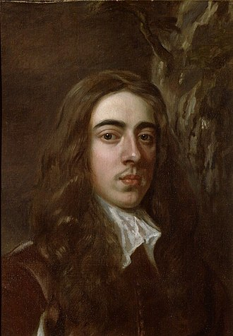 Arthur Capell, 1st Earl of Essex - Essex as a young man, portrait by Sir Peter Lely (1618–1680), Cassiobury Collection, Watford Museum