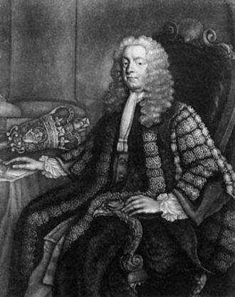 Earl of Shannon - Henry Boyle, 1st Earl of Shannon.