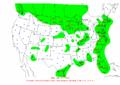 2002-09-02 24-hr Precipitation Map NOAA.png
