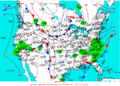 2003-02-27 Surface Weather Map NOAA.png