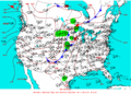 2003-06-25 Surface Weather Map NOAA.png
