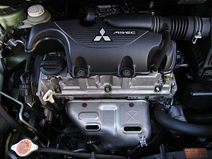 Mitsubishi Orion engine - 2003 Mitsubishi Colt 4G19 engine