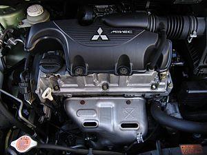 двигатель митсубиси кольт 1.2 78