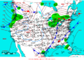 2006-01-30 Surface Weather Map NOAA.png