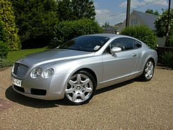 Bentley Continental GT (2003–2007)