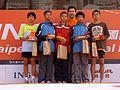 2007TaipeiMarathon KidsRun BoysGroupWinners.jpg