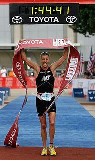 Greg Bennett (triathlete) Australian triathlete