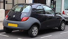 ford ka wikipedia. Black Bedroom Furniture Sets. Home Design Ideas