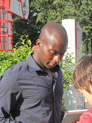 Ibrahim Tanko - Tanko in 2011