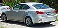2008-2010 Lexus IS 250 (GSE20R) Sports Luxury sedan (2011-01-12).jpg