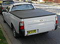 2008 Ford FG Falcon Ute (Rear view).jpg