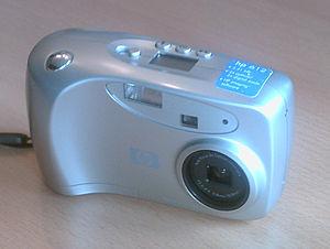 HP Photosmart - HP PhotoSmart 612.