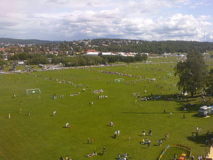 Norway Cup - Norway Cup in 2009