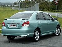 Toyota Belta Wikipedia