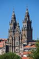 2010-Catedral de Santiago de Compostela-Galicia (Spain).jpg