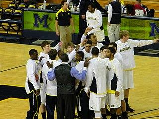 2010–11 Michigan Wolverines mens basketball team American college basketball season