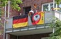 2010 FIFA World Cup Germany national football team Fan in Uetersen 01.jpg