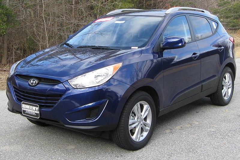 File:2010 Hyundai Tucson GLS 1 -- 01-06-2010.jpg