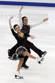 Greg Zuerlein (figure skater) American ice dancer