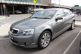 Image illustrative de l'article Holden Caprice