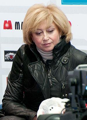 Elena Vodorezova - Image: 2011 Rostelecom Cup Vodorezova