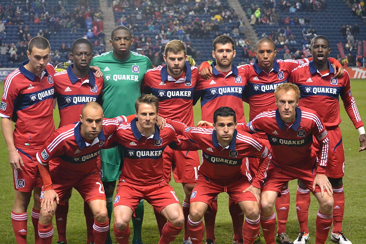 chicago fire football