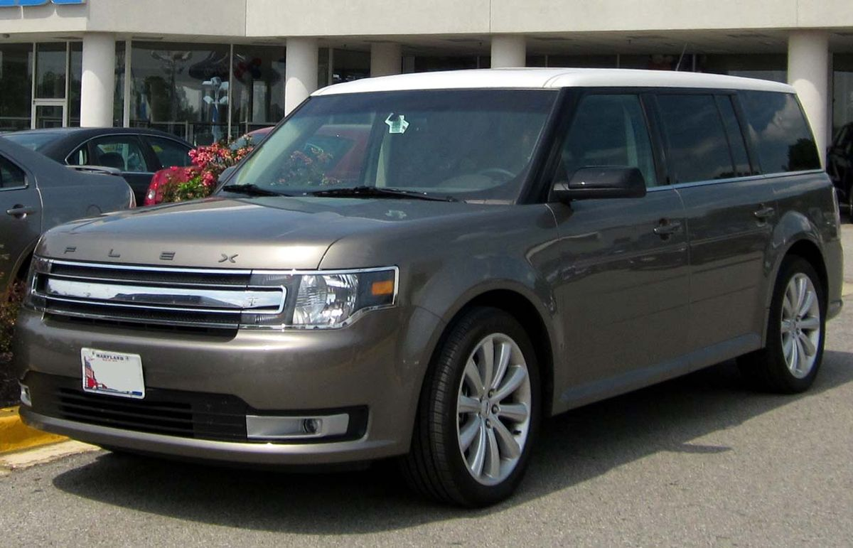 2010 Ford Flex Ecoboost Towing Capacity >> Ford Flex Wikipedia