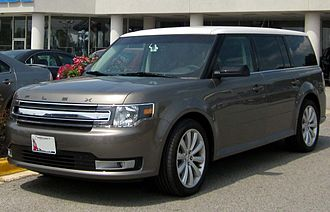 Ford Flex - Image: 2013 Ford Flex 07 11 2012
