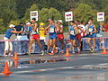 2013 IAAF World Championship in Moscow 50 km Men Walk Peloton 07.JPG