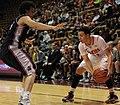 2013 Virginia Tech - Robert Morris - holding the ball.jpg