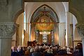2014-04-18 Karfreitagsliturgie Meditationsmusik Joseph Haydn Die sieben letzten Worte unseres Erlösers Streichquartett Klosterkirche Marienwerder.jpg